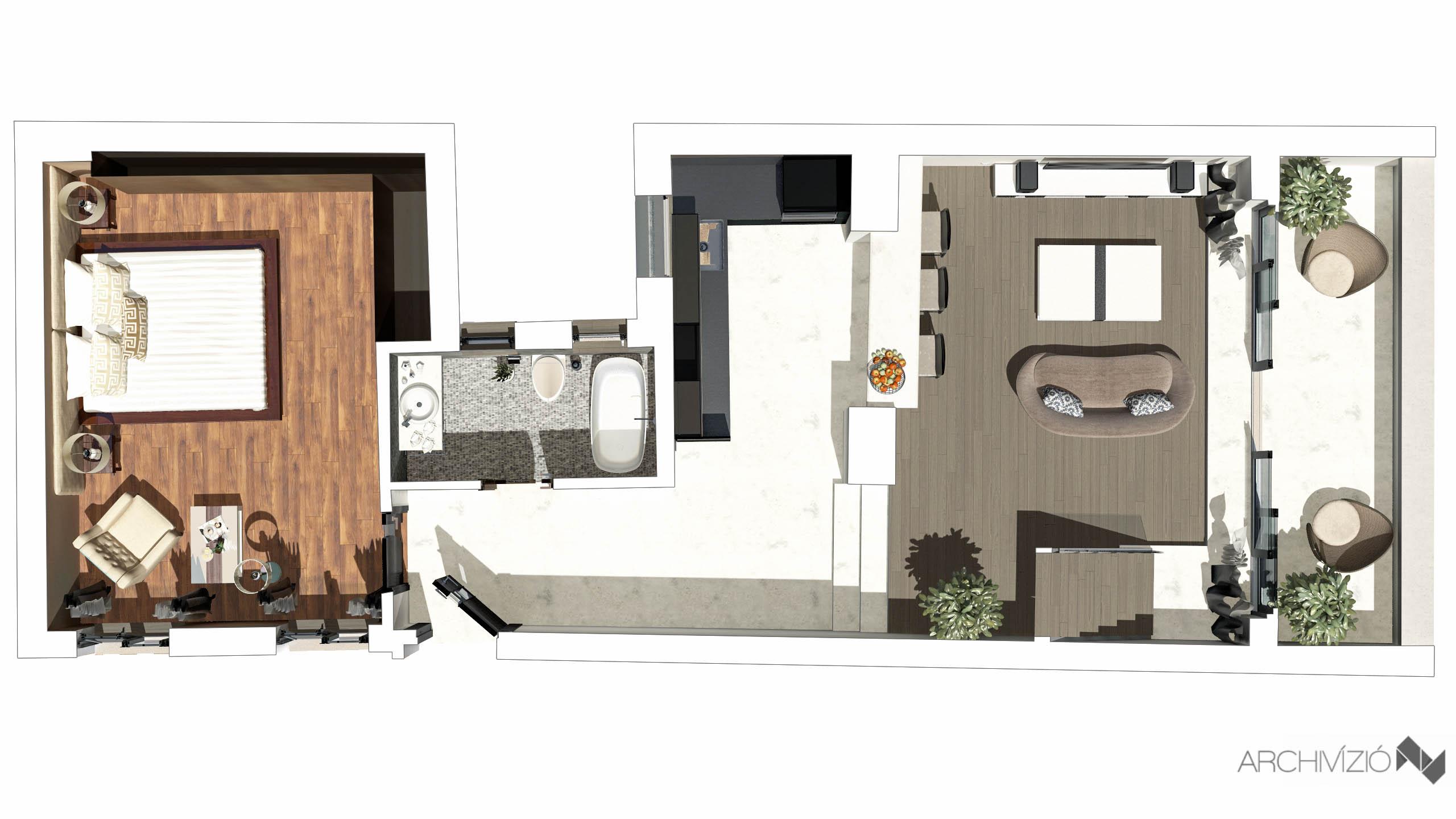 2. lakás - földszint
