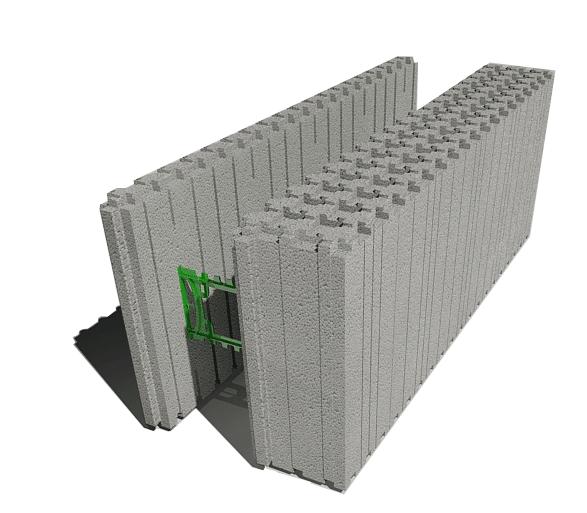IsoShell építőelem