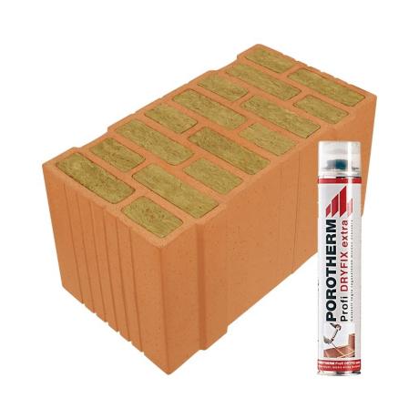 (b) Porotherm 50 Thermo